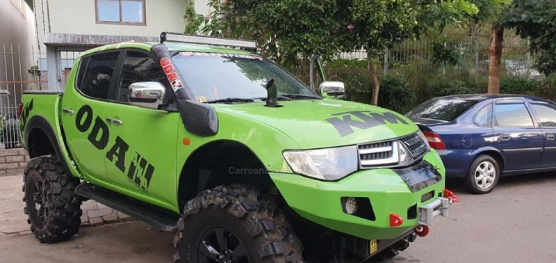 l200 triton 3.2 ktm series 4x4 cd 16v turbo intercoler diesel 4p manual 2015 caxias do sul
