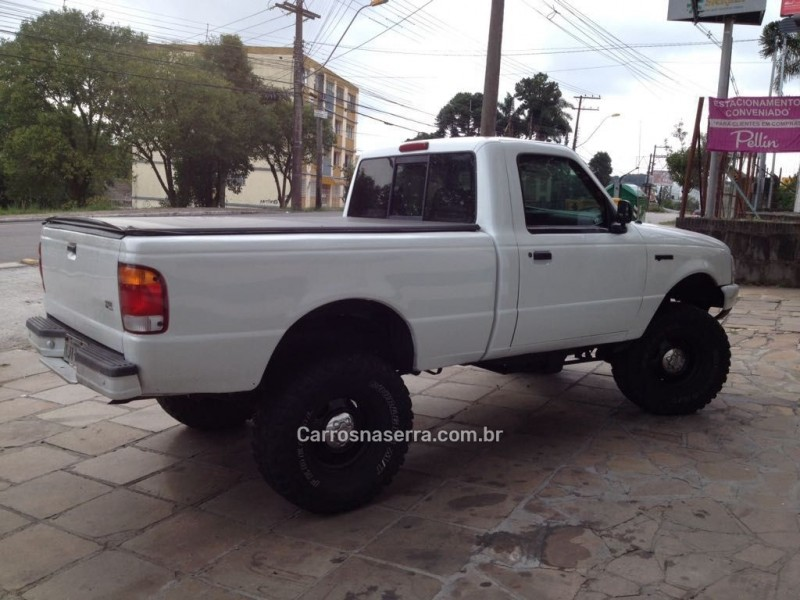 ranger 2.5 xlt 4x4 cs 8v turbo intercooler diesel 2p manual 2000 caxias do sul