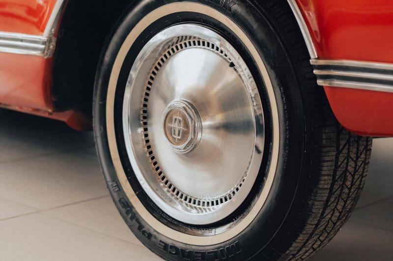 LANDAU 5.0 V8 16V GASOLINA 4P MANUAL - 1977 - CAXIAS DO SUL