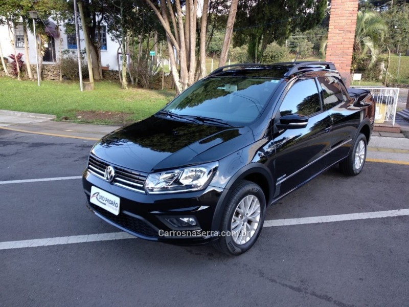 saveiro 1.6 msi highline cd 8v flex 2p manual 2017 caxias do sul