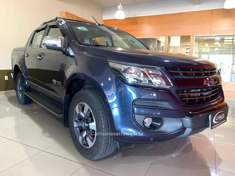 s10 2.8 high country 4x4 cd 16v turbo diesel 4p automatico 2018 carlos barbosa