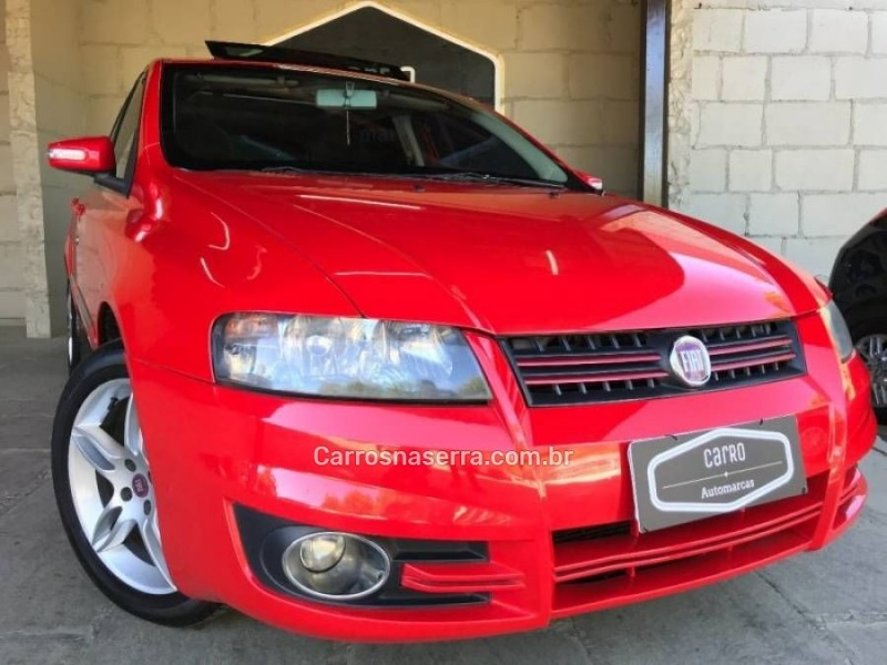 stilo 1.8 mpi sporting 8v flex 4p manual 2008 caxias do sul