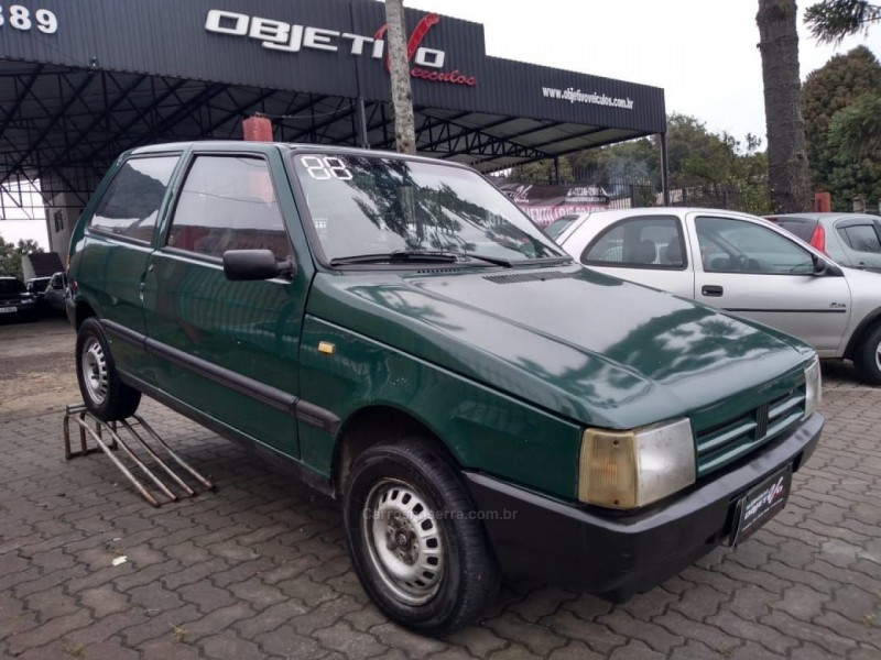 uno 1.3 sx 8v gasolina 2p manual 1988 caxias do sul