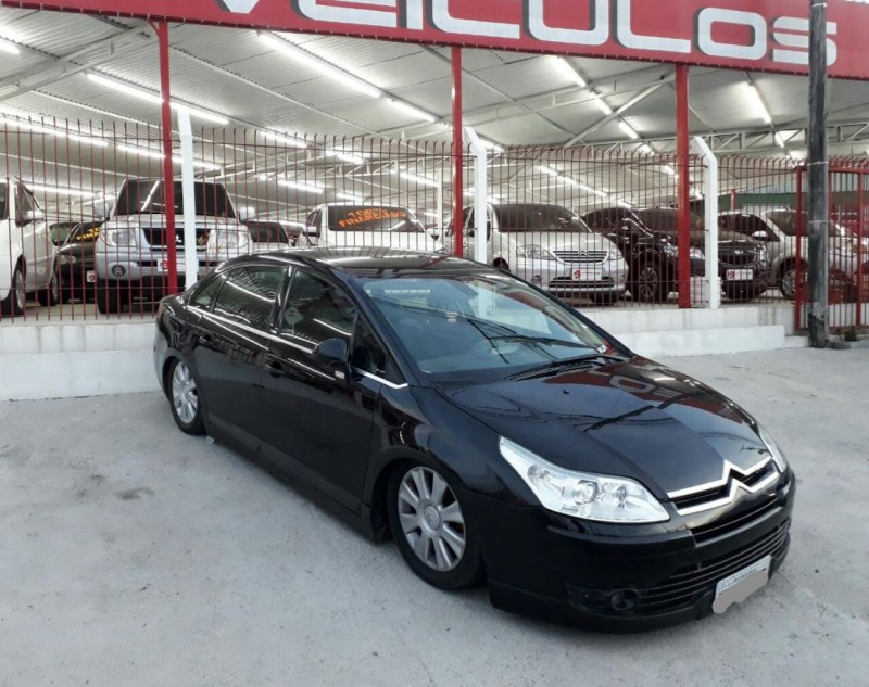 c4 2.0 exclusive pallas 16v gasolina 4p automatico 2008 caxias do sul