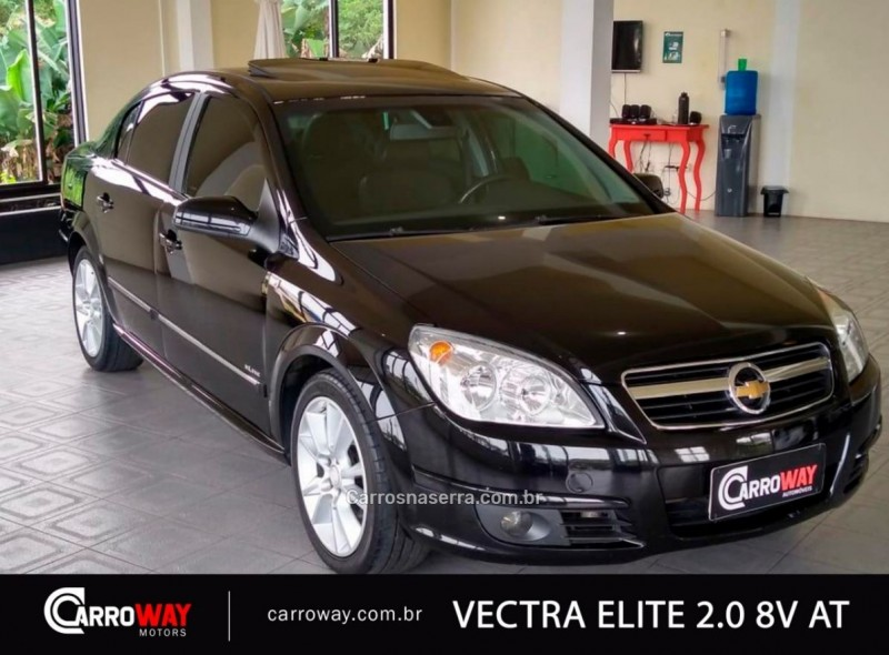 vectra 2.0 mpfi elite 8v flex 4p automatico 2009 feliz