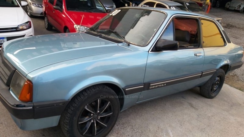chevette 1.6 sl e 8v alcool 2p manual 1990 caxias do sul