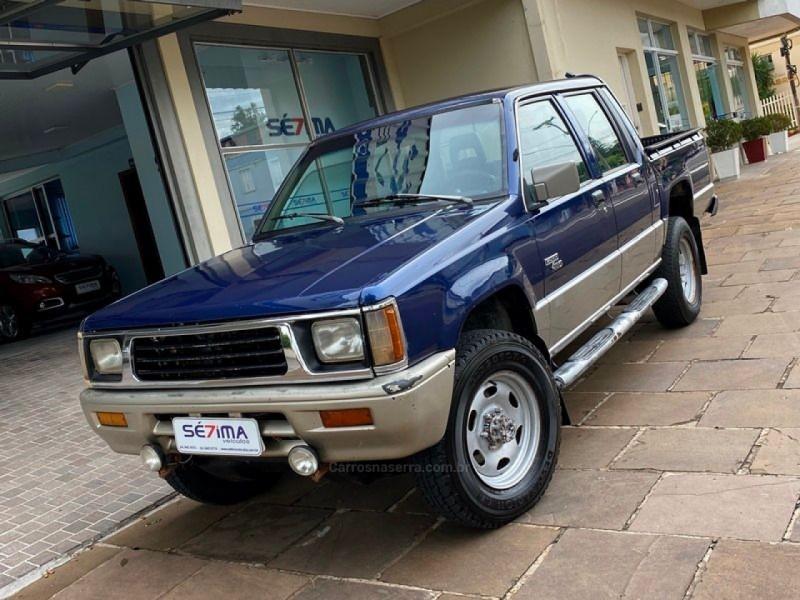 l200 2.5 l 4x4 cd 8v turbo diesel 4p manual 1995 guapore