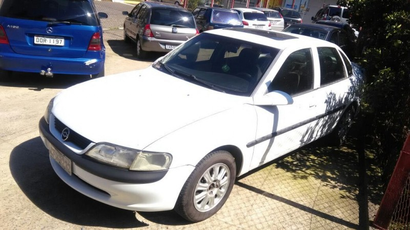 vectra 2.0 sfi cd 16v gasolina 4p manual 1997 farroupilha