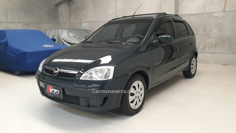 corsa 1.4 mpfi premium 8v flex 4p manual 2008 caxias do sul