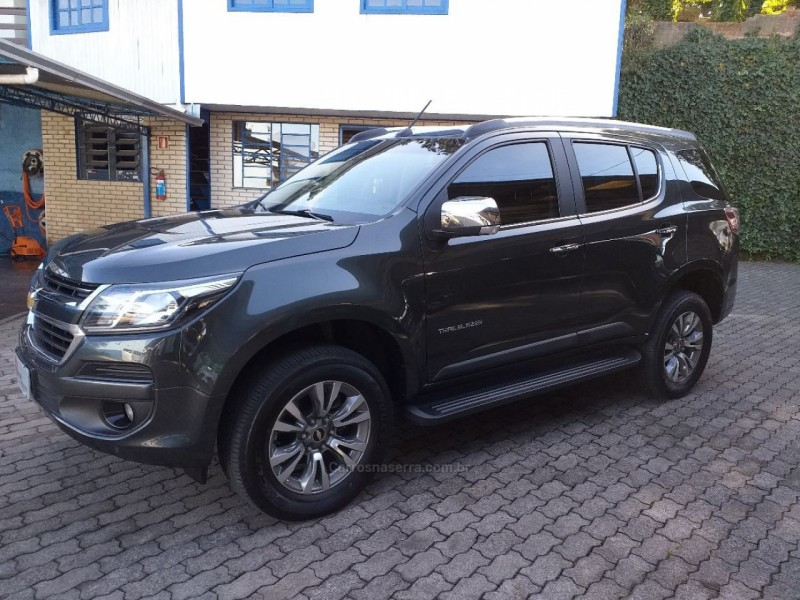 trailblazer 2.8 ltz 4x4 16v turbo diesel 4p automatico 2019 caxias do sul