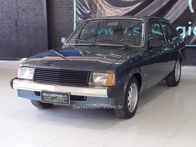 chevette 1.6 l 8v gasolina 2p manual 1983 caxias do sul