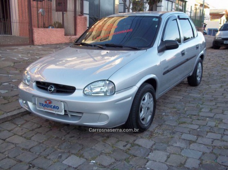 corsa 1.0 mpfi classic sedan 8v gasolina 4p manual 2005 caxias do sul