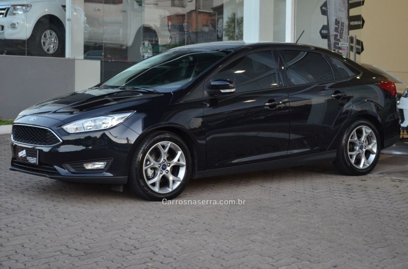 focus 2.0 se sedan 16v flex 4p powershift 2019 caxias do sul