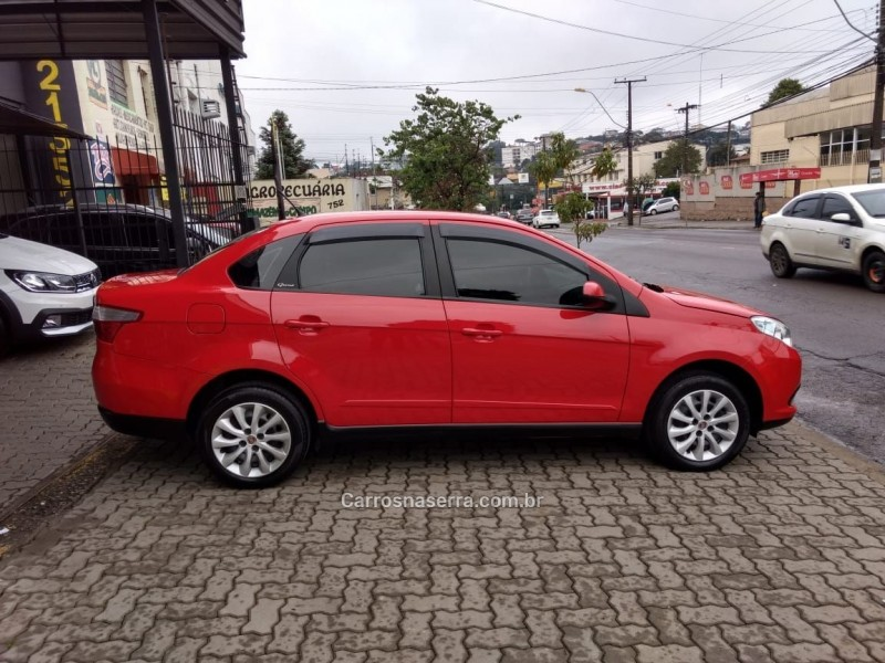 GRAND SIENA 1.4 MPI ATTRACTIVE 8V FLEX 4P MANUAL - 2016 - CAXIAS DO SUL