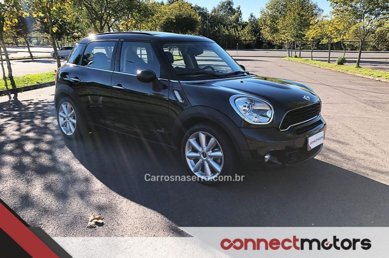 COUNTRYMAN 1.6 S ALL4 4X4 16V 184CV TURBO GASOLINA 4P AUTOMÁTICO - 2014 - BENTO GONçALVES