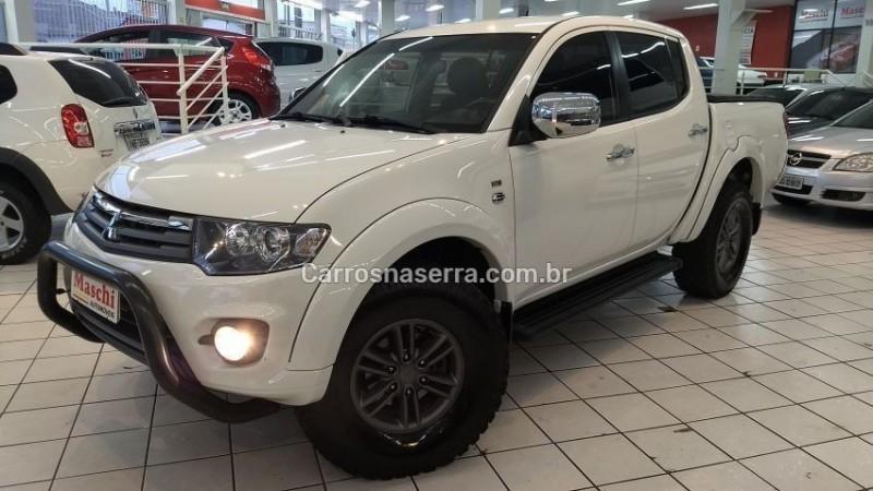 l200 triton 3.2 hpe 4x4 cd 16v turbo intercooler diesel 4p automatico 2016 caxias do sul