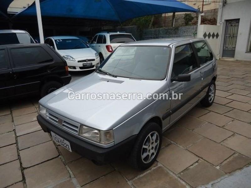 uno 1.0 mille eletronic 8v gasolina 2p manual 1994 caxias do sul