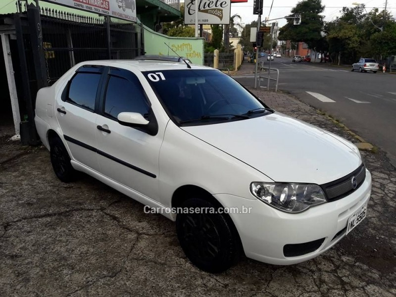 siena 1.0 mpi fire 8v flex 4p manual 2007 caxias do sul