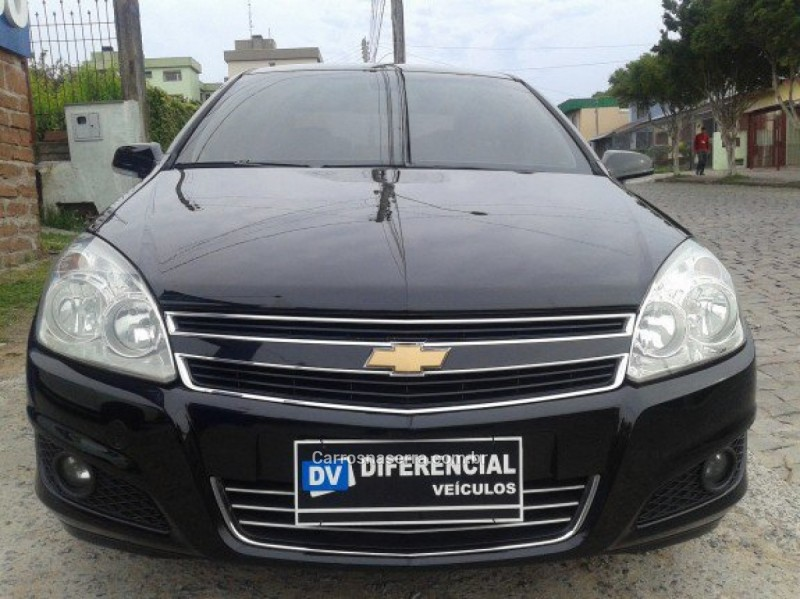 vectra 2.0 mpfi elite 8v flex 4p automatico 2010 caxias do sul