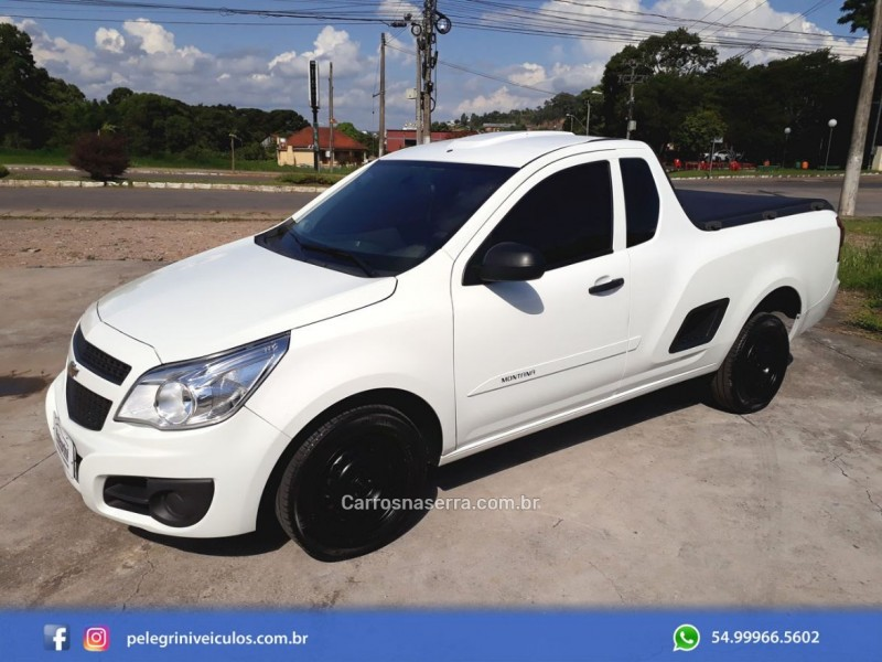 montana 1.4 mpfi ls cs 8v flex 2p manual 2014 bento goncalves