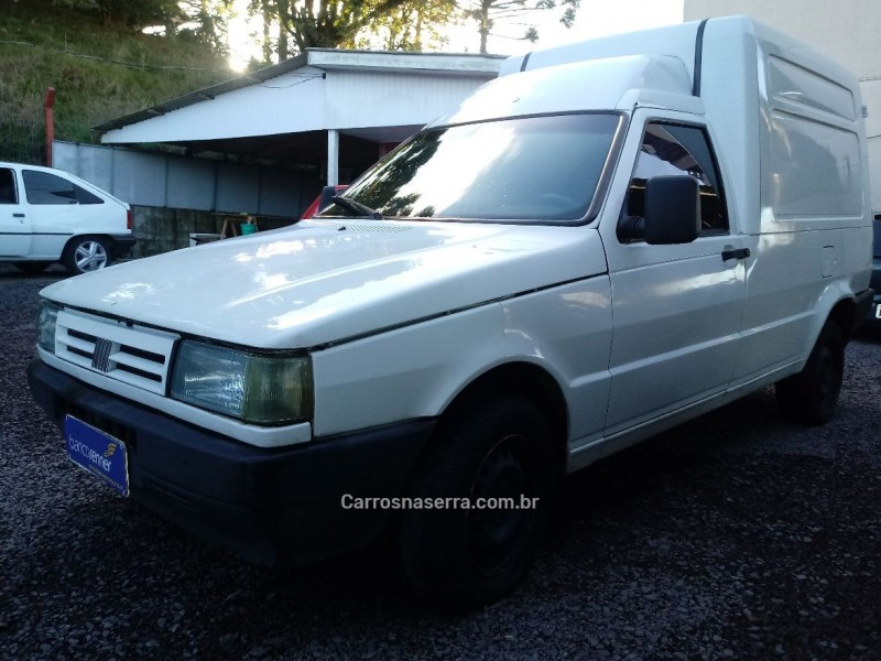 fiorino 1.5 mpi furgao 8v gasolina 2p manual 1997 caxias do sul