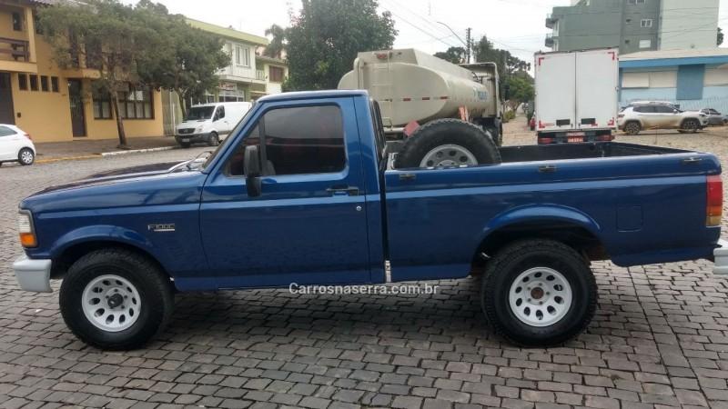 f 1000 2.5 xl 4x2 cs 8v turbo diesel 2p manual 1997 sao marcos