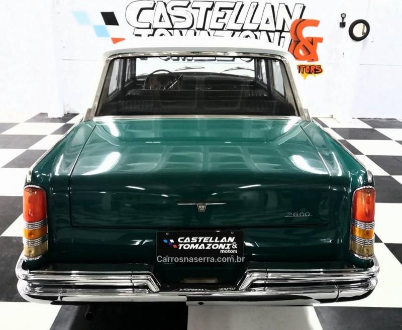 AERO-WILLYS 2.6 6 CILINDROS 12V GASOLINA 4P MANUAL - 1967 - CAXIAS DO SUL