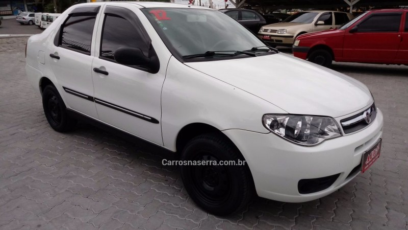 SIENA 1.0 MPI FIRE 8V FLEX 4P MANUAL - 2012 - CAXIAS DO SUL