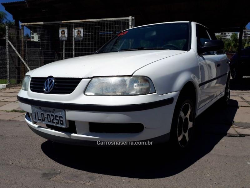 gol 1.0 mi 8v gasolina 4p manual g.iii 2003 caxias do sul