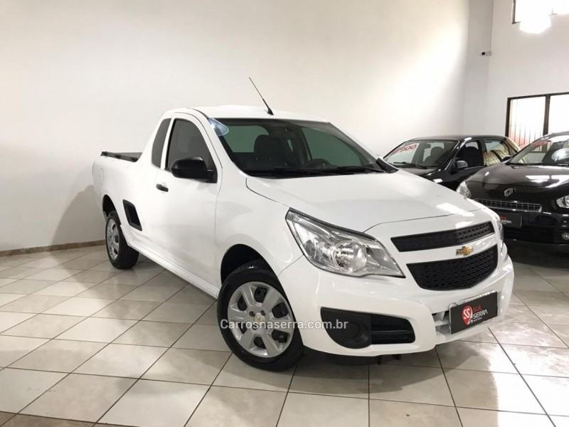 montana 1.4 mpfi ls cs 8v flex 2p manual 2018 caxias do sul