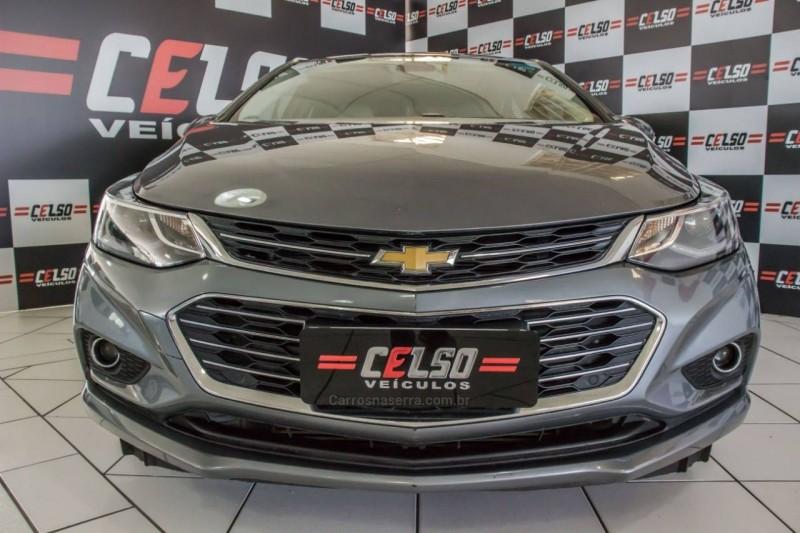 cruze 1.4 turbo ltz 16v flex 4p automatico 2017 dois irmaos