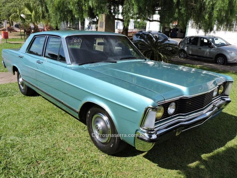 GALAXIE 500 GASOLINA 4P MANUAL - 1979 - SãO MARCOS