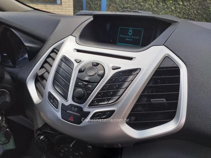 ECOSPORT 2.0 4WD 16V FLEX 4P MANUAL - 2014 - CAXIAS DO SUL