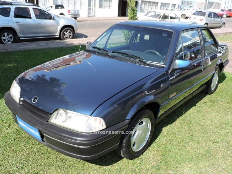 monza 2.0 efi club 8v gasolina 4p manual 1994 sao marcos