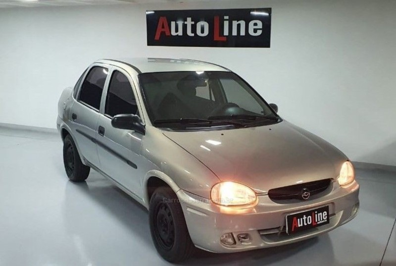 corsa 1.0 mpfi classic sedan 8v gasolina 4p manual 2004 bento goncalves