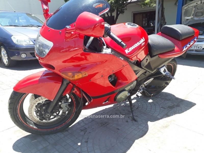 ninja zx 6r 600cc 1995 bom principio