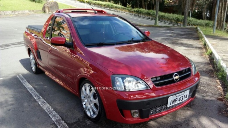 montana 1.8 sport cs 8v flex 2p manual 2005 caxias do sul