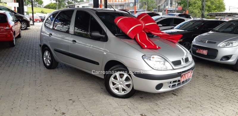 scenic 1.6 privilege 16v flex 4p manual 2011 caxias do sul