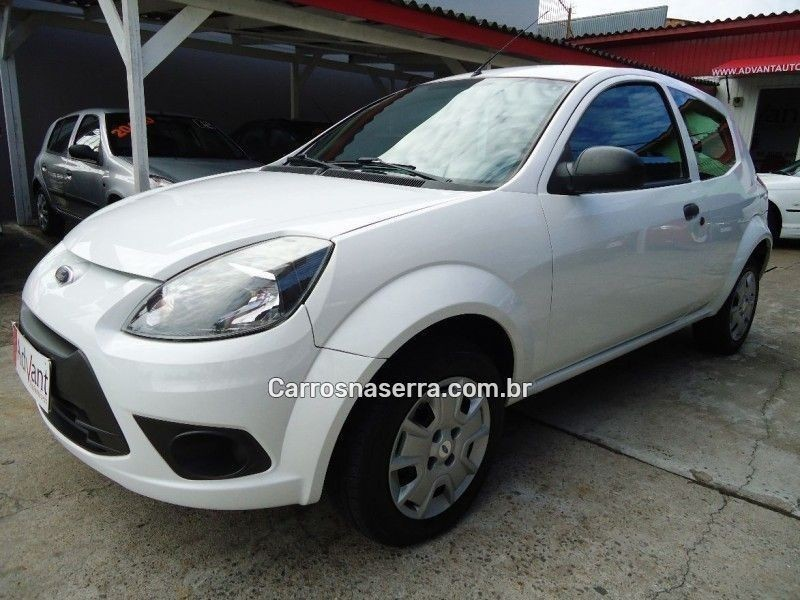 ka 1.0 mpi gl 8v gasolina 2p manual 2012 caxias do sul