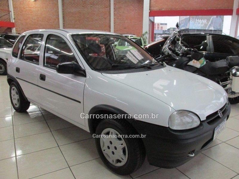 corsa 1.0 mpf wind 8v gasolina 4p manual 1998 bento goncalves