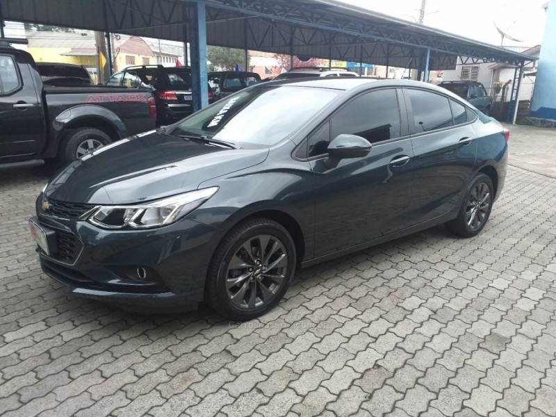 cruze 1.4 turbo lt 16v flex 4p automatico 2019 caxias do sul