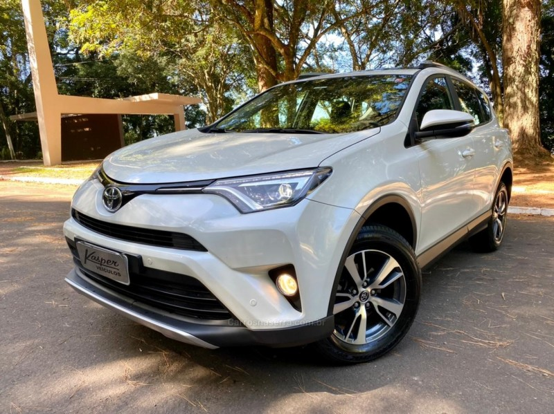 rav4 2.0 top 4x2 16v gasolina 4p automatico 2018 dois irmaos