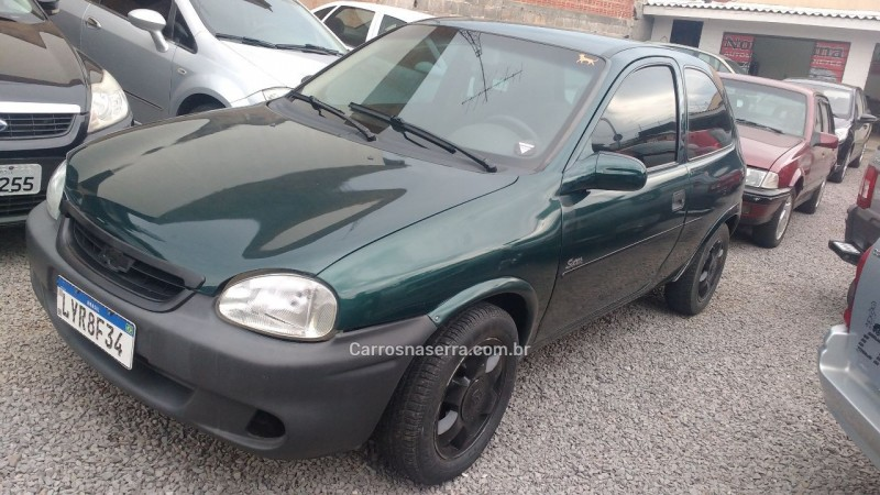 corsa 1.0 mpfi super 8v gasolina 2p manual 1997 caxias do sul