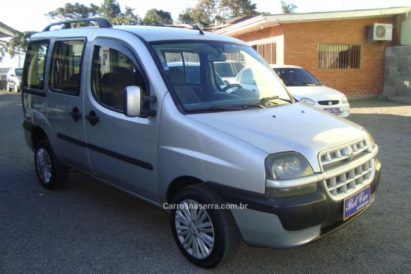 doblo 1.8 mpi elx 8v gasolina 4p manual 2004 caxias do sul