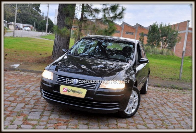 stilo 1.8 mpi 16v gasolina 4p manual 2005 caxias do sul