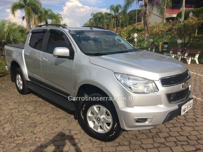 s10 2.8 lt 4x4 cd 16v turbo diesel 4p automatico 2016 caxias do sul