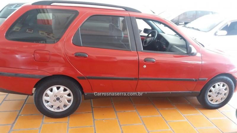 palio 1.5 mpi weekend 8v gasolina 4p manual 1997 caxias do sul