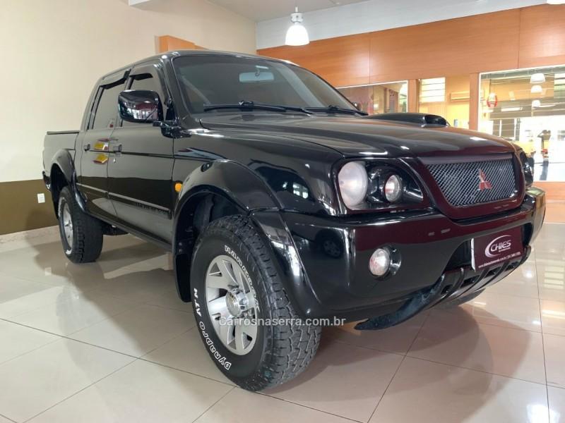 l200 2.5 sport hpe 4x4 cd 8v turbo intercooler diesel 4p manual 2006 carlos barbosa
