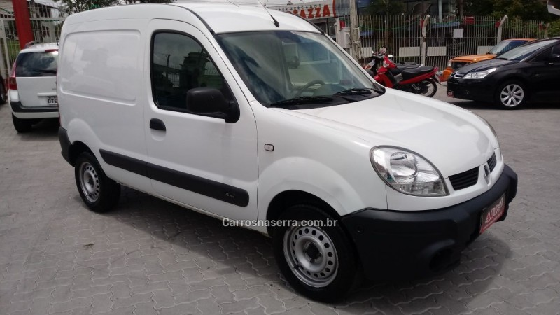 kangoo 1.6 express 16v flex 4p manual 2012 caxias do sul