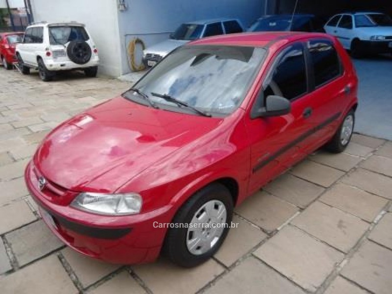 celta 1.4 mpfi super 8v gasolina 4p manual 2005 caxias do sul